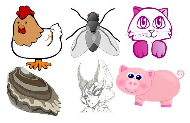 El origen de algunas expresiones que nombran un animal y que nada tienen que ver con animales