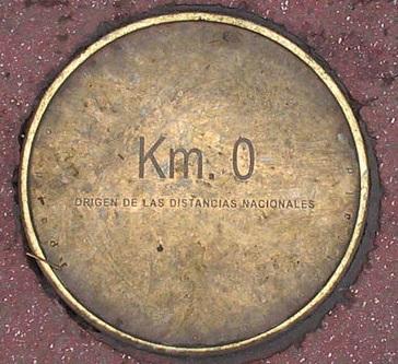 ¿Dónde está el 'Kilómetro Cero' en otras capitales del mundo?