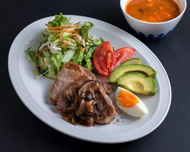 'Dieta flexitariana', vegetarianos a los que no le importa comer carne de vez en cuando