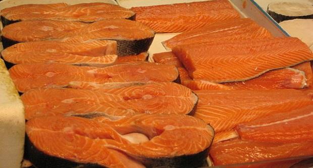 Astaxantina, el pigmento que le proporciona al salmón su característico color