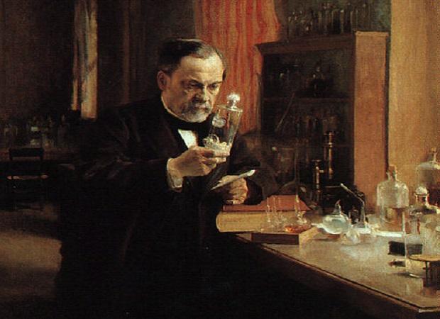 Cuando Louis Pasteur probó por primera vez en un humano (y con éxito) la vacuna contra la rabia