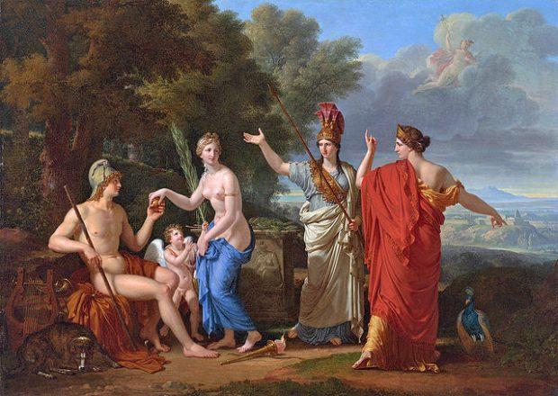 El curioso y mitológico origen de la expresión 'Ser la manzana de la discordia'