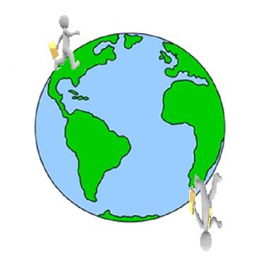 ¿De dónde proviene llamar 'antípodas' a los que viven al otro lado del planeta?