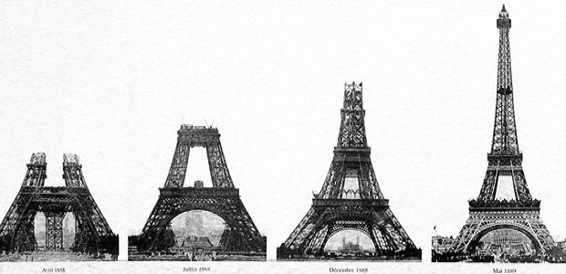 ¿Es verdad que la Torre Eiffel pudo estar en Barcelona?