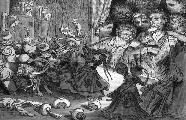 ¿Sabías que la expresión 'No dejar títere con cabeza' proviene del Quijote?