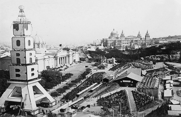 Torre Jorba (Exposición internacional de Barcelona 1929)