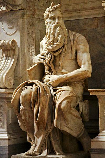 Cuando San Jerónimo le puso los cuernos a Moisés