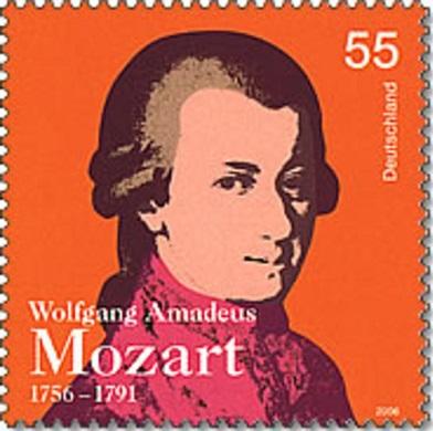 Destripando bulos: Mozart sí que se llamaba 'Amadeus'