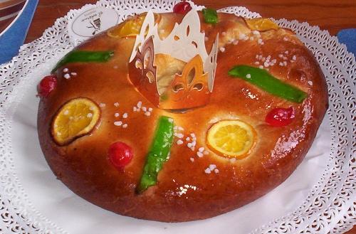 El origen del tradicional Roscón de Reyes