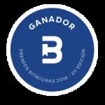Ganador Premio Bitácoras 2016