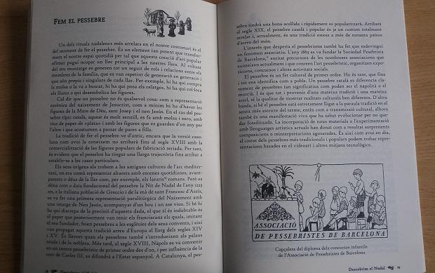 'Celebrem el Nadal' Quan, com i perquè de la festa més gran - El origen de numerosas tradiciones navideñas en un pequeño gran libro