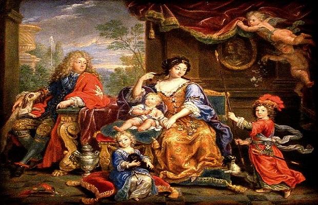 El curioso motivo sobre por qué al heredero al trono de Francia se le llamaba 'Delfín'