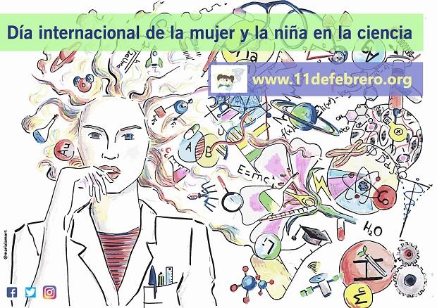11 de Febrero: Día Internacional de la Mujer y la Niña en Ciencia