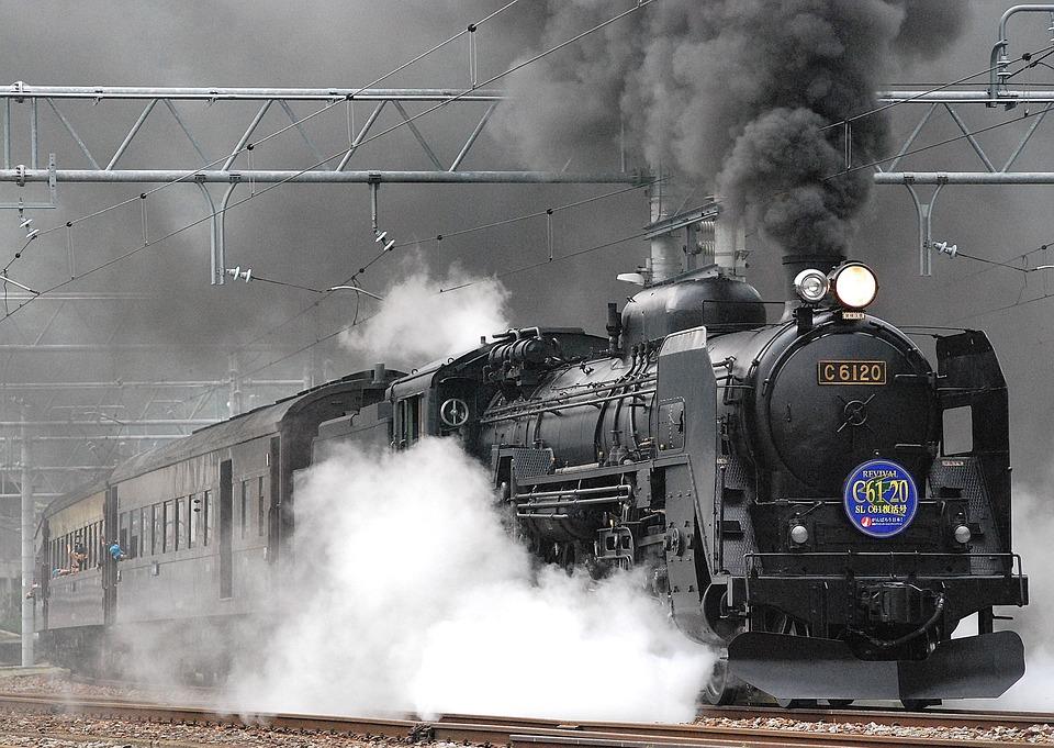 ¿Cuál es el origen de la expresión 'Estar como un tren'?