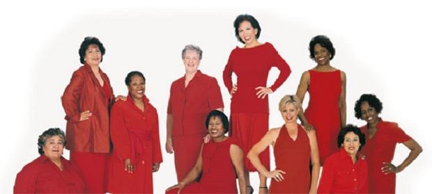 ¿Sabías que el primer viernes de febrero es un día dedicado a 'Vestir de Rojo'?