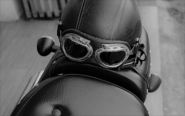 El hombre que logró popularizar el uso del casco entre los motociclistas
