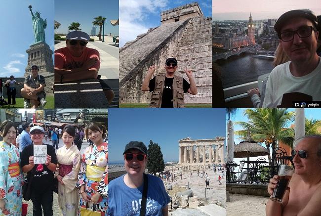 Fotos viajes Alfred López