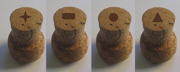 ¿Sabías que por el dibujo que hay en la base del corcho puedes saber qué tipo de cava estás bebiendo? (tipos de corchos)