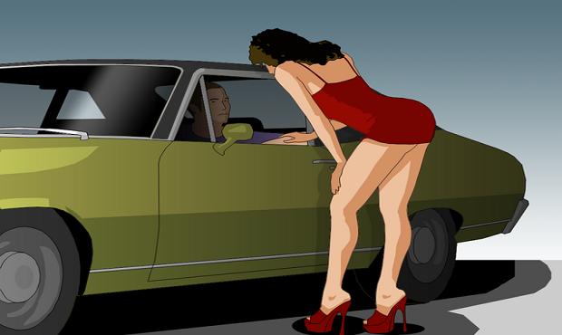 videos prostitutas callejeras sinonimo de empujar