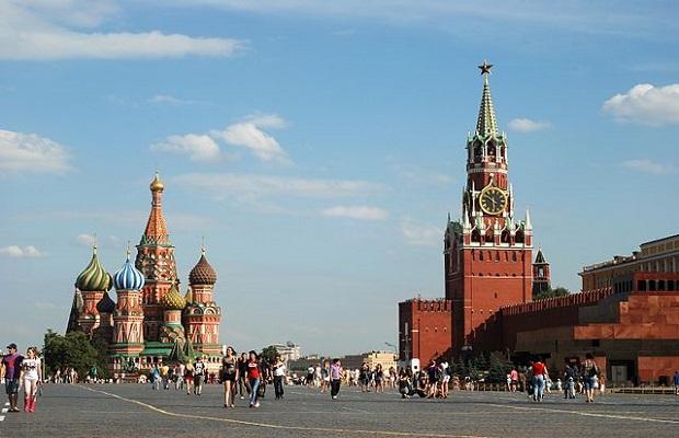 ¿Sabías que la 'Plaza Roja de Moscú' no se llamaba originalmente así por el color rojo?