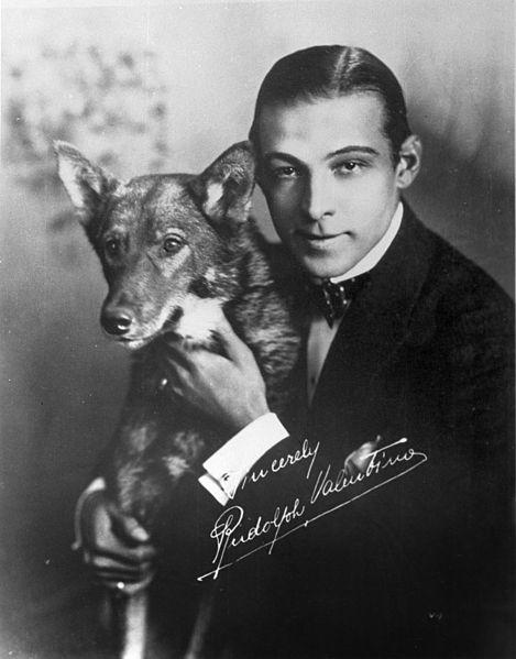 La curiosa historia de Rodolfo Valentino, el primer galán de la gran pantalla