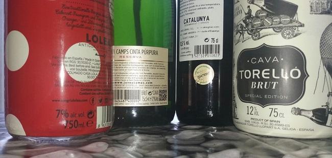 ¿Por qué las botellas de vino y cava tienen una capacidad de 75 centilitros?