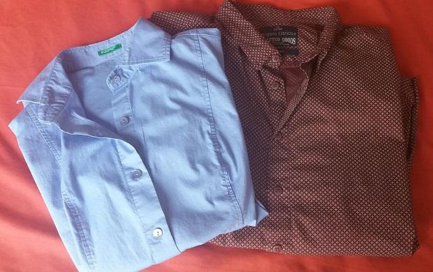 Por qué los botones de la ropa de hombre están a la derecha