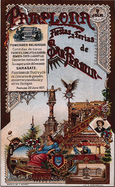 ¿Sabías que San Fermín no es el patrón de Pamplona?