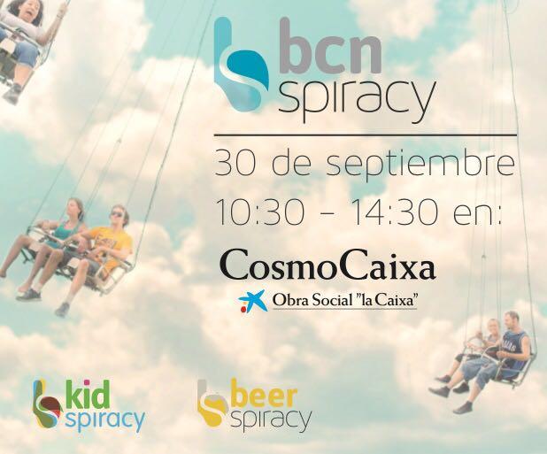 #BCNspiracy: jornada de divulgación científica en CosmoCaixa Barcelona para todas las edades