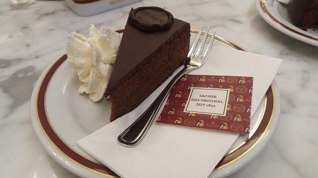 El origen de la deliciosa Tarta Sacher