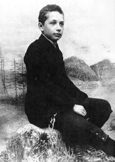 La leyenda urbana sobre Albert Einstein y sus malas notas de estudiante