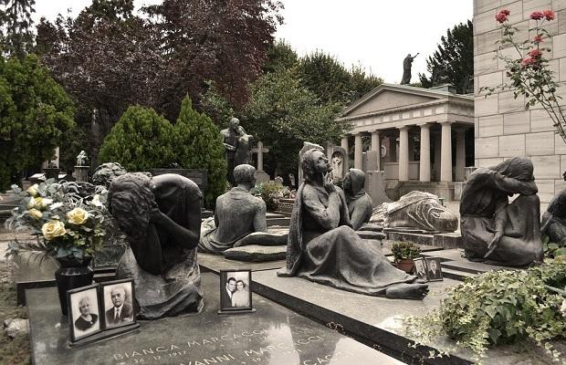Media docena de curiosidades sobre los cementerios