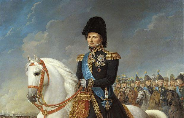 El curioso pasado republicano del rey Carlos XIV de Suecia