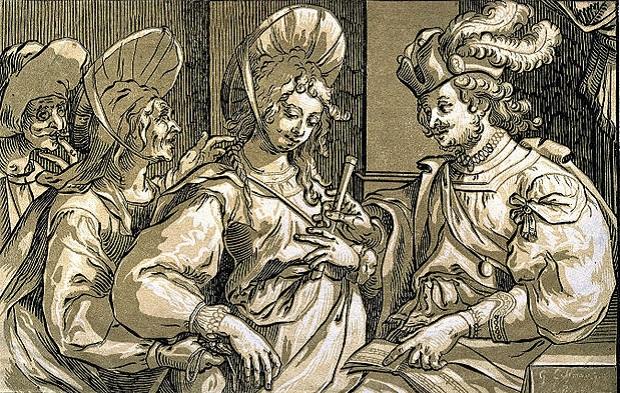 ¿Cuál es el origen del término 'alcahueta'?