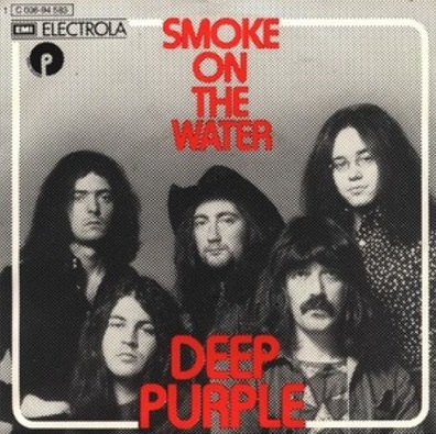 La curiosa anécdota del incendio que inspiró la canción 'Smoke on the Water' de 'Deep Purple'
