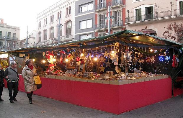 ¿Por qué muchos mercados navideños se inauguran coincidiendo con el día de Santa Lucía?