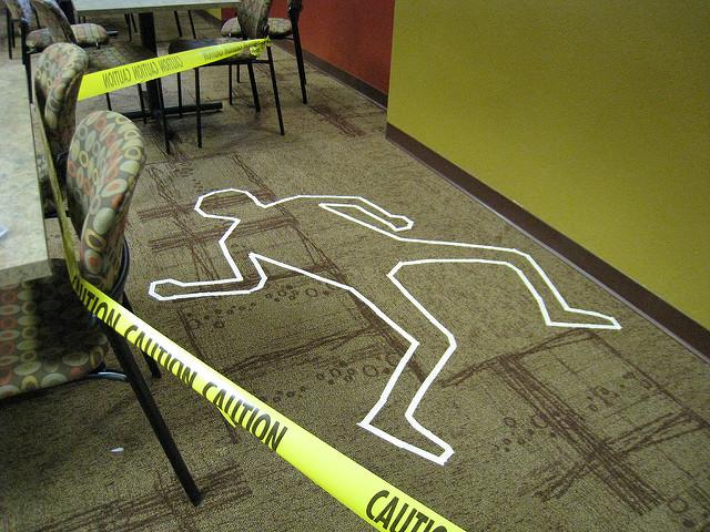 ¿Sabías que en la investigación de un crimen la expresión 'cuerpo del delito' no hace referencia al cadáver?
