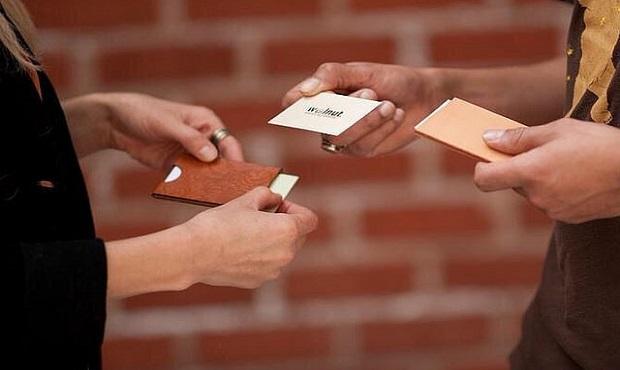 El curioso origen de las 'tarjetas de visita'