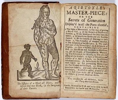 El curioso manual sobre sexualidad del siglo XVII falsamente atribuido a Aristóteles