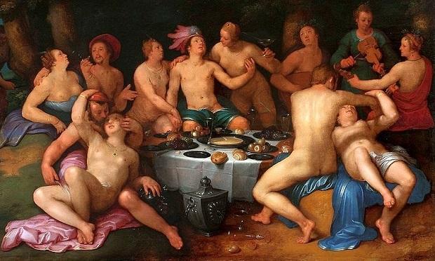 Algunas curiosidades sobre las prácticas de 'sexo en grupo'
