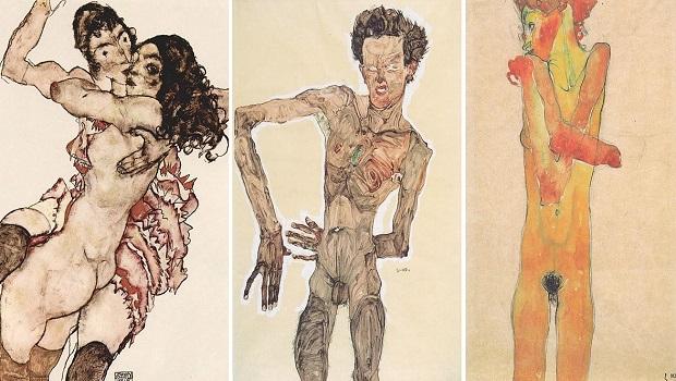 Cuando la mojigatería censura obras de arte centenarias (Egon Schiele)