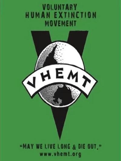 El movimiento ambientalista que se creó para animar a la desaparición de los humanos del planeta Tierra