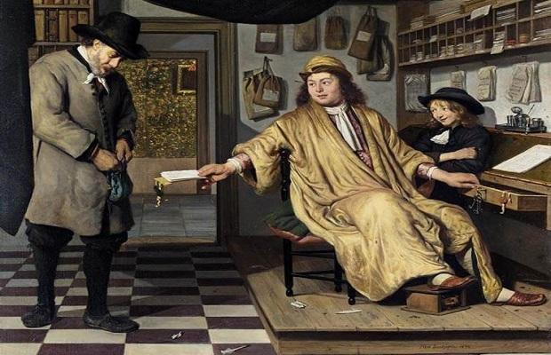 ¿Cuál es el origen del término 'notario'?