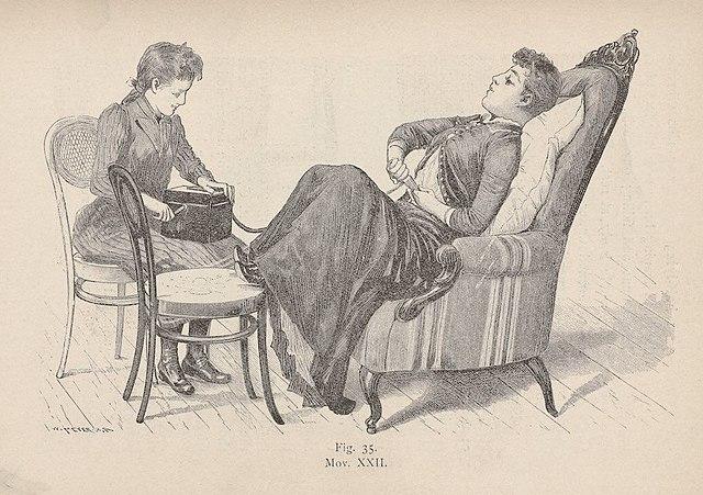 Histeria femenina, el furor uterino que antiguamente 'se curaba' con un vibrador