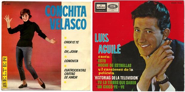 ¿Sabías que la canción 'Chica ye-ye' de concha Velasco originalmente fue escrita para Luis Aguilé?