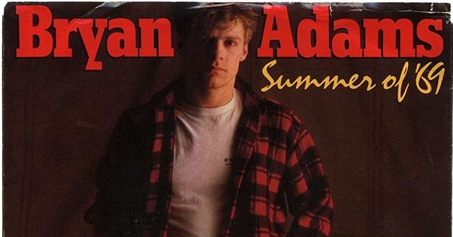 ¿Sabías que la canción Summer of '69 de Brian Adams no se refiere al año sino a la postura sexual?