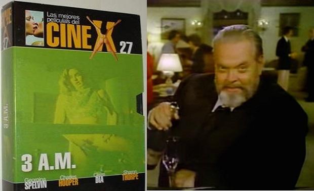 ¿Sabías que Orson Welles dirigió una escena lésbica para una película porno?