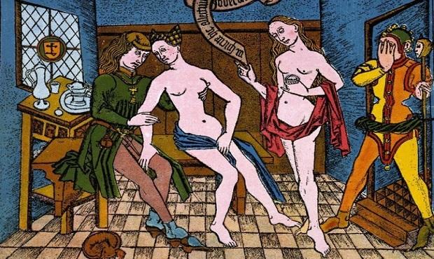 'Bordiona', el término en desuso con el que se conocía a cierto tipo de prostitutas en el Medievo