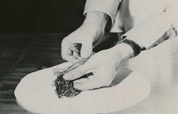 Cuando el método más efectivo para realizar un test de embarazo era inyectando la orina a una rana