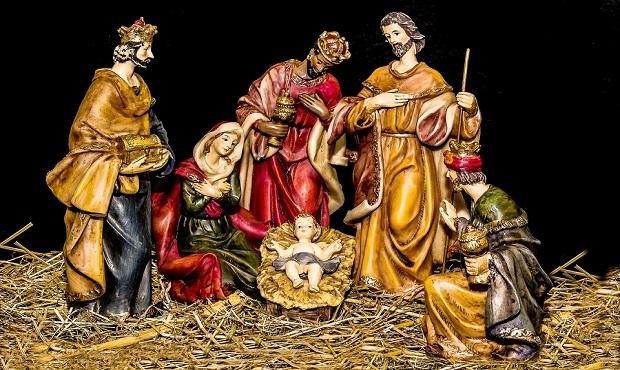 ¿Por qué se llama 'pesebre' a la representación navideña del nacimiento de Jesús?